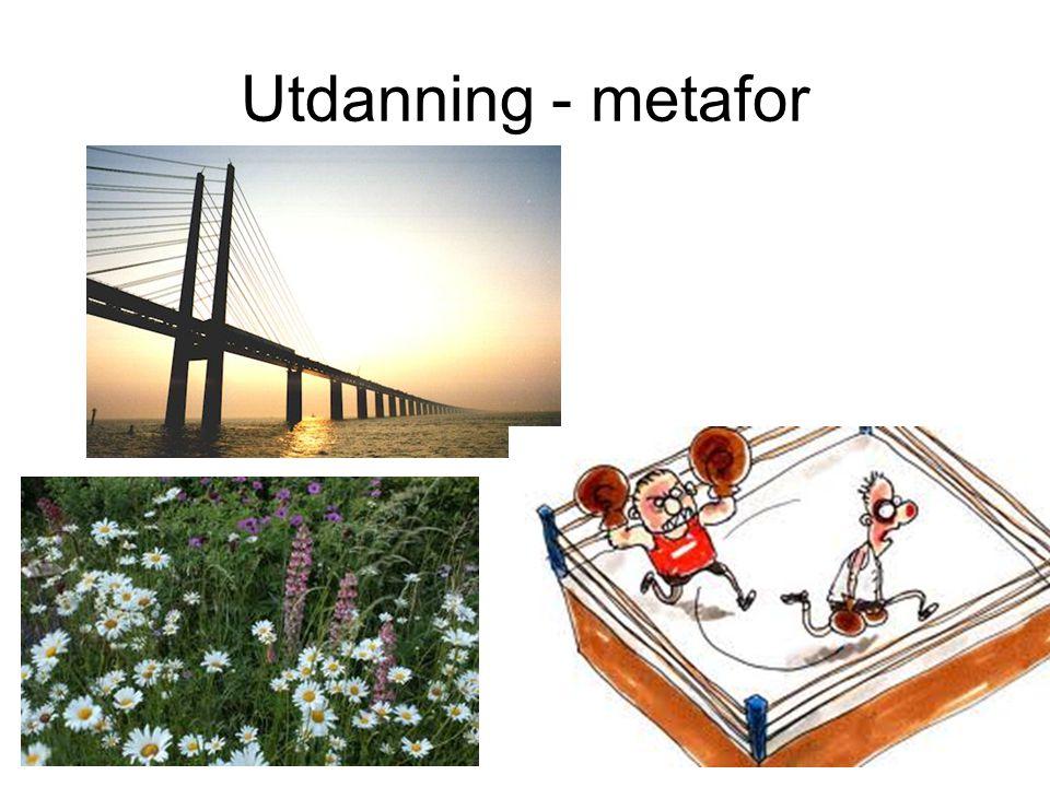 Utdanning - metafor