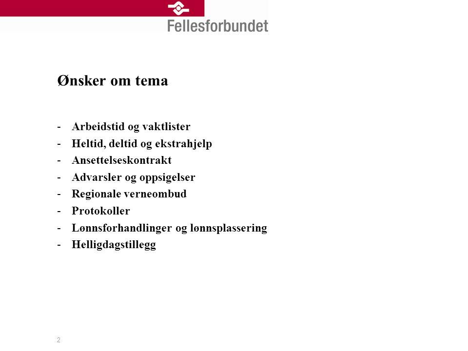 Regionale verneombuds myndighet og oppgaver § 5.