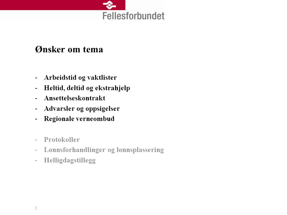 Regionale verneombuds myndighet og oppgaver § 6.