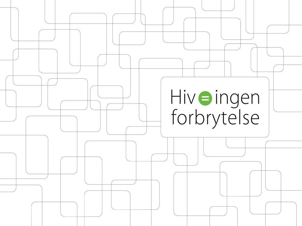 Hvorfor er det viktig å snakke om hiv.