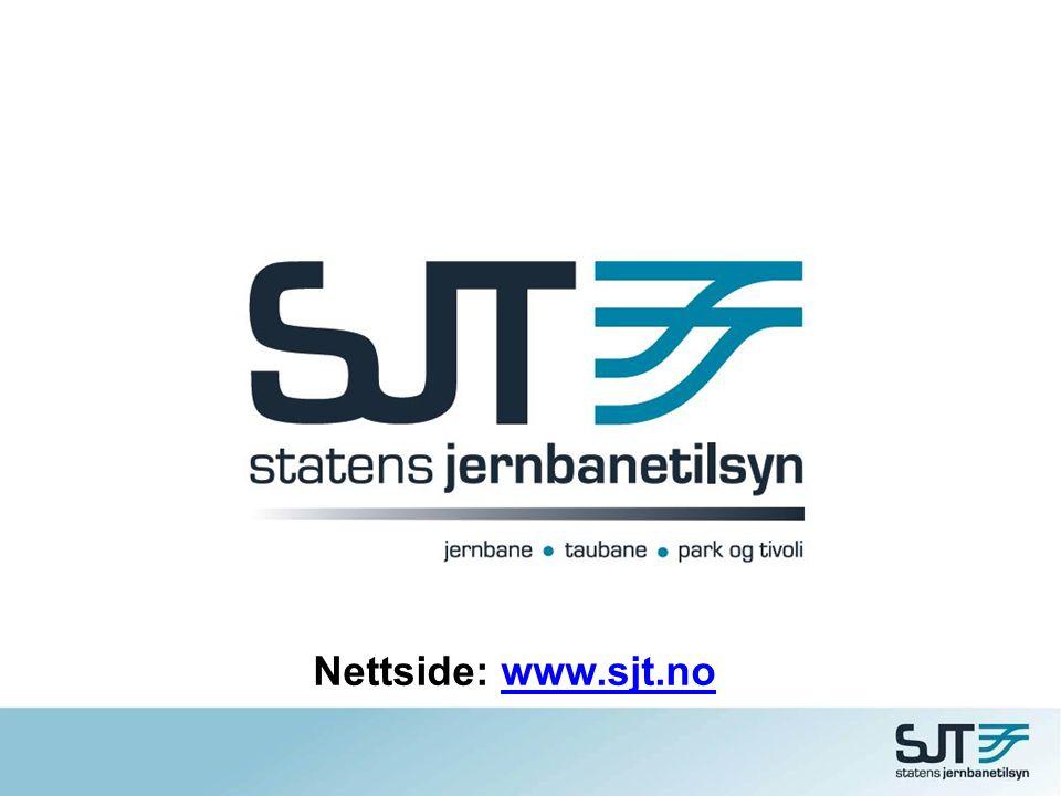 Nettside: www.sjt.nowww.sjt.no