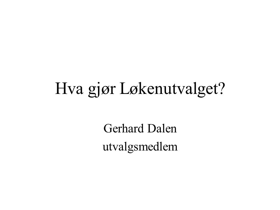 Innflytelse fra berørte parter Kjernen i den nordiske kulturmodellen fremmer mål som; –kunstnerisk frihet, –mangfold, –egenverdi –demokrati