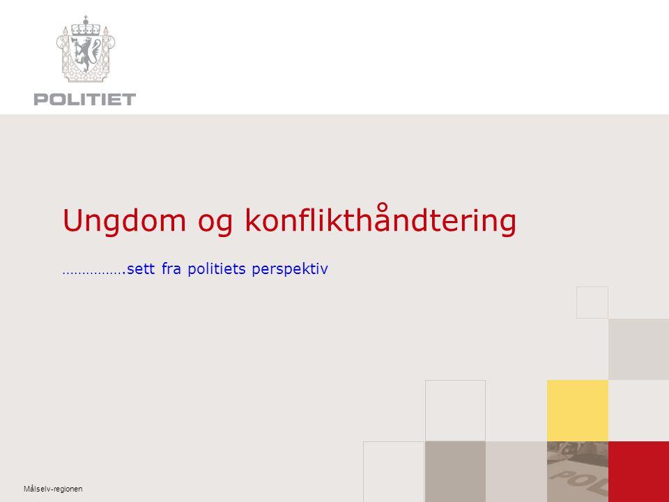 CEFU Gadedrenge – 2007 #1 Denne rapporten bygger videre på konflikt på gateplan .