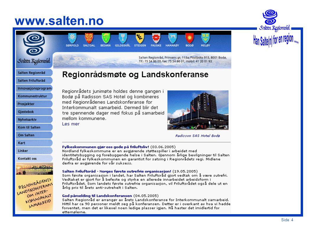 Side 4 www.salten.no