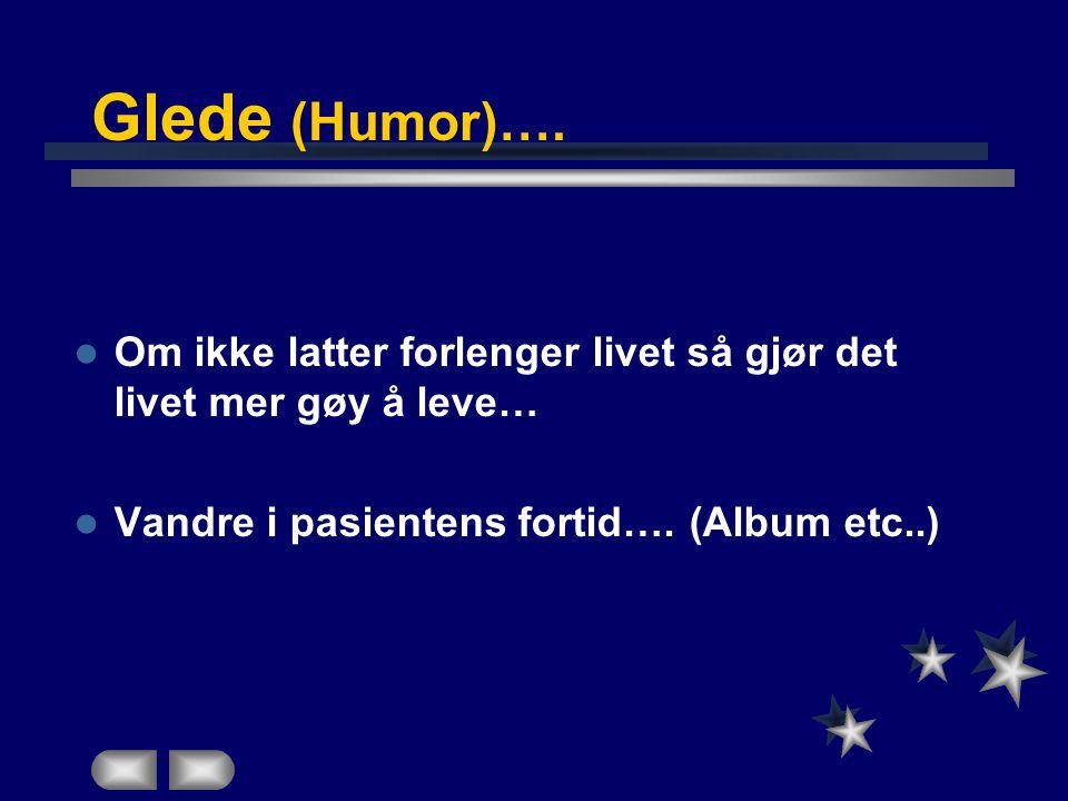 Glede (Humor)….