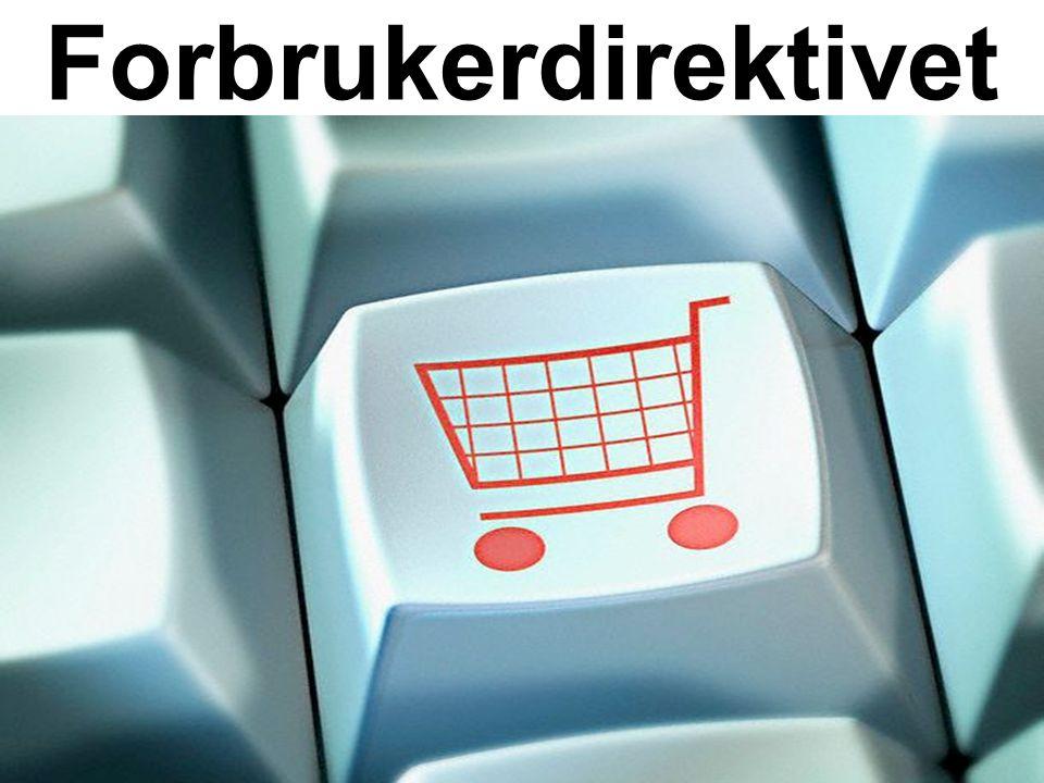 Forbrukerdirektivet