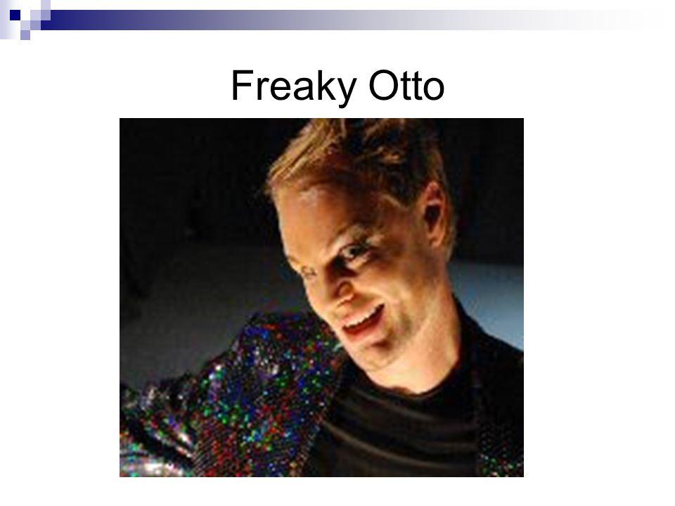Øvelser Øvelse 1: Du skal holde en tale til klasser om forestillingen Freaky Otto.