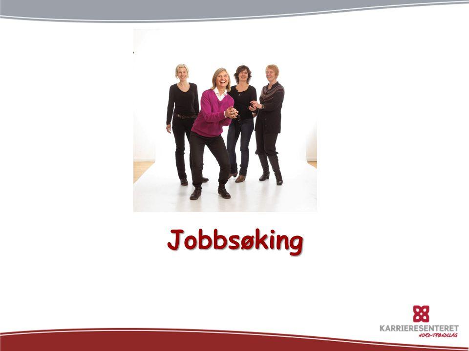 Jobbsøking