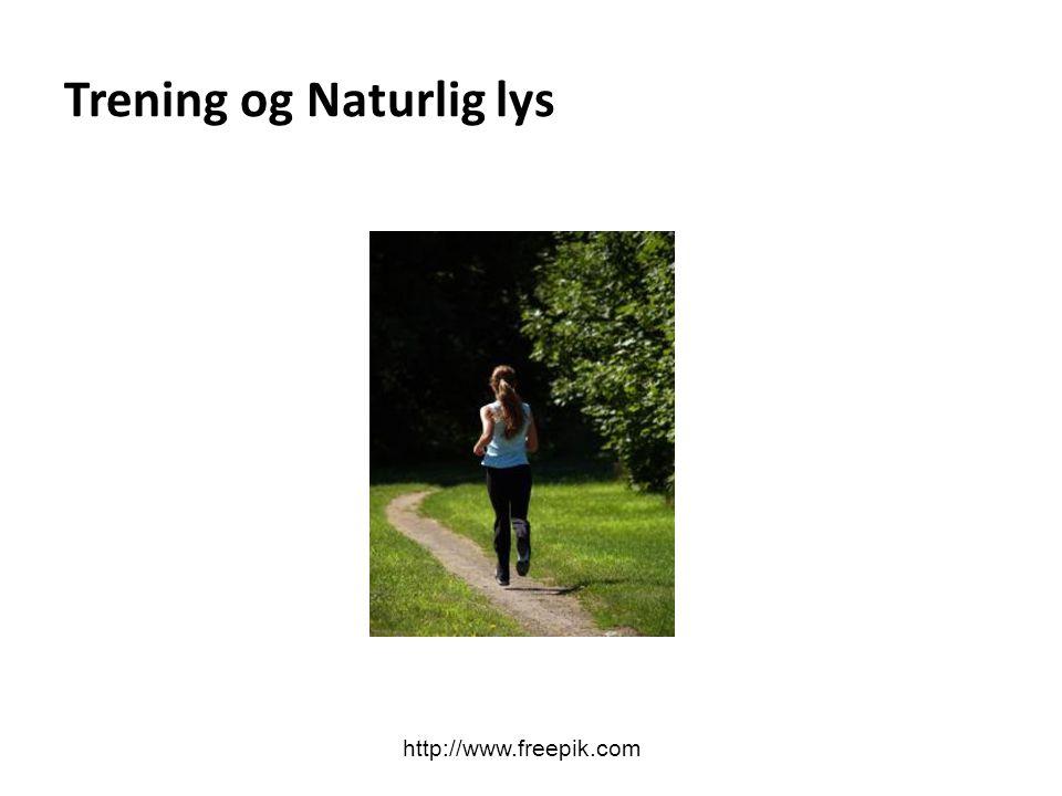 Trening og Naturlig lys http://www.freepik.com