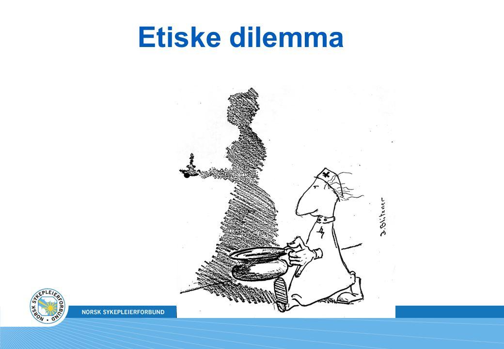 Etiske dilemma