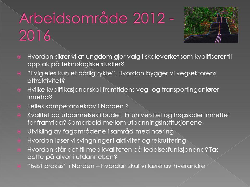 Best praksis i Norden – vi lærer av hverandre  Hvordan sikre fremtidig rekruttering til sektoren.