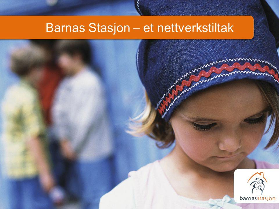 Hva er Barnas Stasjon.En trygg og god arena for småbarnsfamilier.