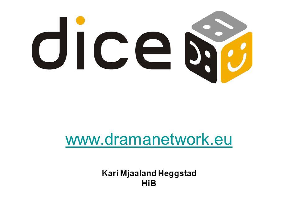 www.dramanetwork.eu www.dramanetwork.eu Kari Mjaaland Heggstad HiB