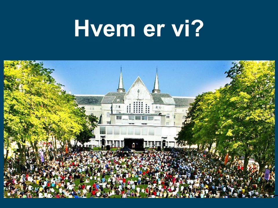 Hvem er vi? Universell utforming av læringsmiljø, Trondheim 20123