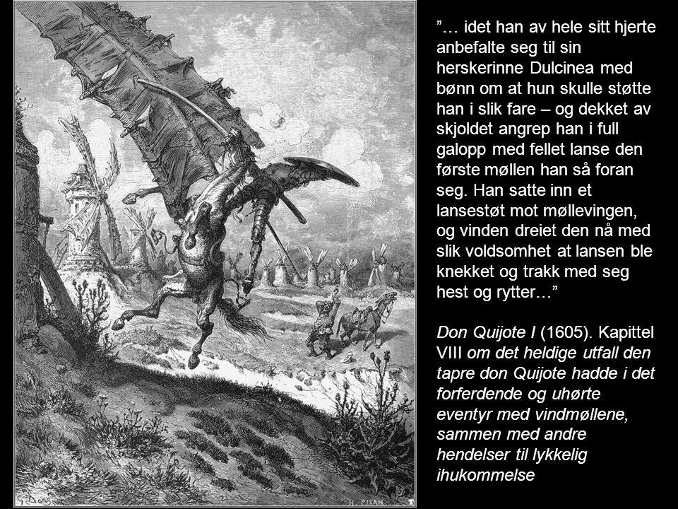…denne Diego García de Paredes, en ansett ridder fra byen Trujillo i Extremadura, var en usedvanlig tapper soldat og med så stor medfødt styrke at han med én finger kunne stoppe et møllehjul i rasende fart.