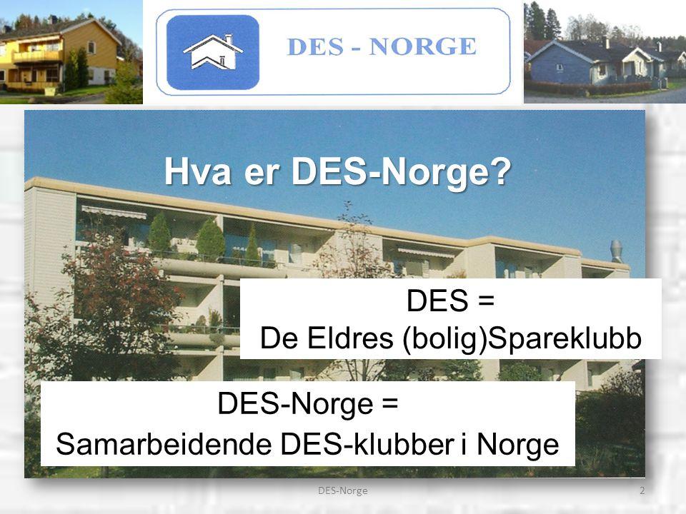23DES-Norge 4.Start av DES-klubb Hele Info.hefte Nr.