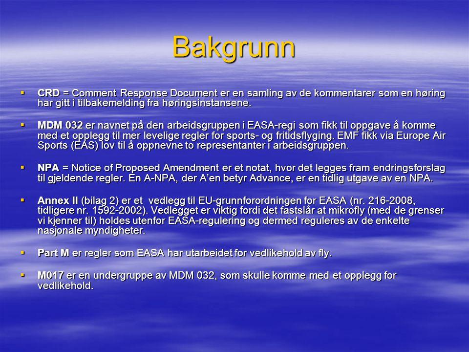 European Microlight Federation  The European Microlight Federation (EMF), som representerer ca.