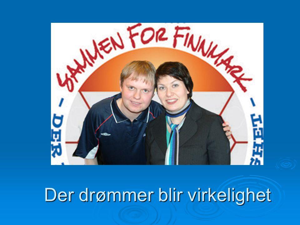 Det er mulig å bli god i Finnmark – ikke bare fra Finnmark….. – ikke bare fra Finnmark…..