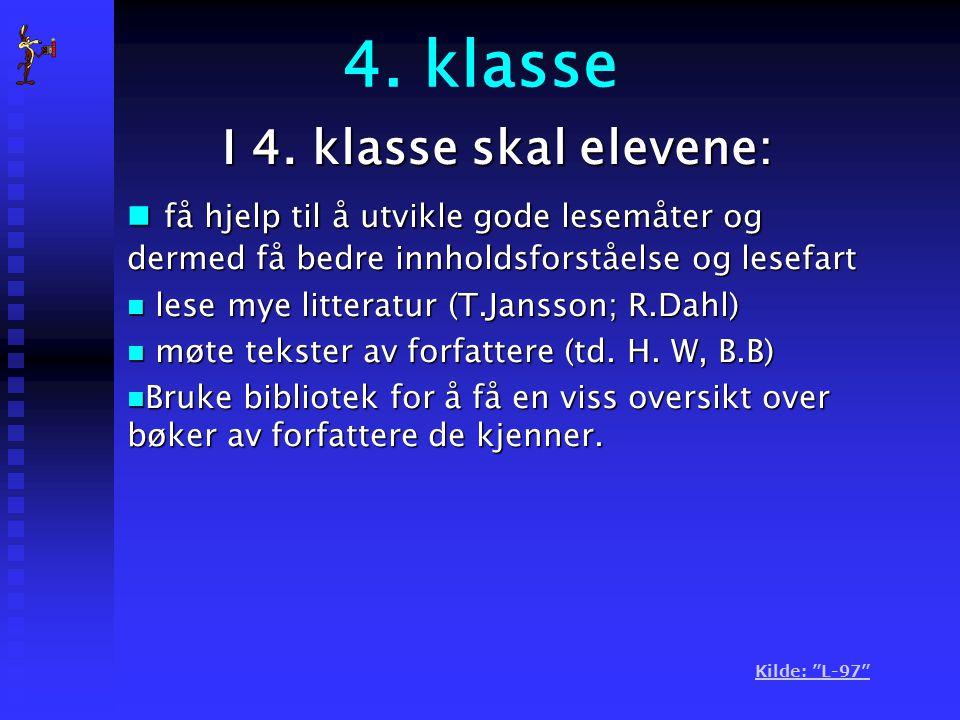 4. Klasse Kurs - Oktober 2003 BeSLIktBeSLIkt