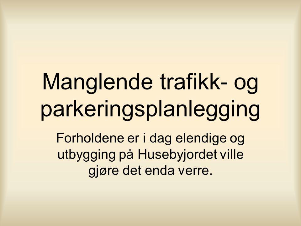 Fra FYLKESMANNEN I OSLO OG AKERSHUS - 28. april 2010 i forbindelse med reguleringsplan for Skedsmokorset