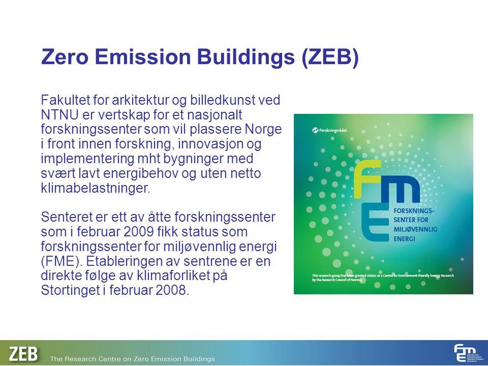 Fakultet for arkitektur og billedkunst ved NTNU er vertskap for et nasjonalt forskningssenter som vil plassere Norge i front innen forskning, innovasj