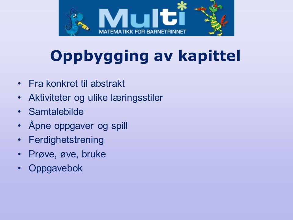 Veien til nettstedet www.gyldendal.no/multi