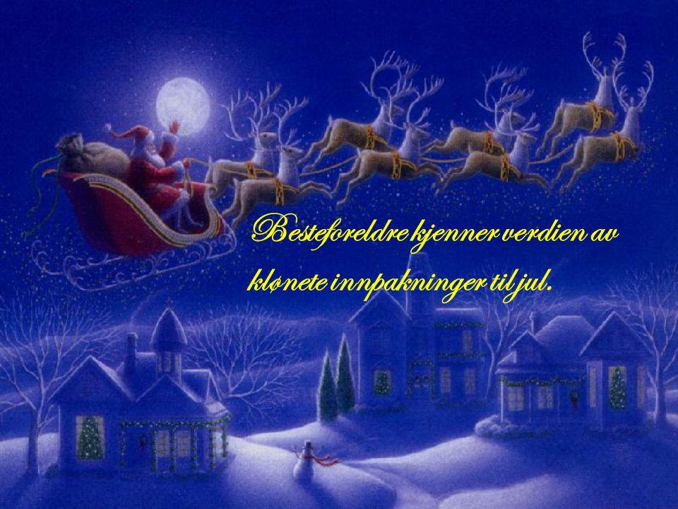 Julenissen er ikke vitenskapelig. Heller ikke religiøs. Han er det siste magiske pust vi noen gang kommer til å kjenne.