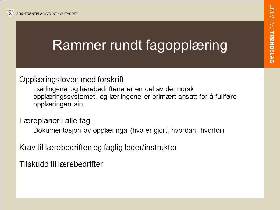 Gangen i arbeidsprosesser Veileder og instruktørhåndboka s. 23