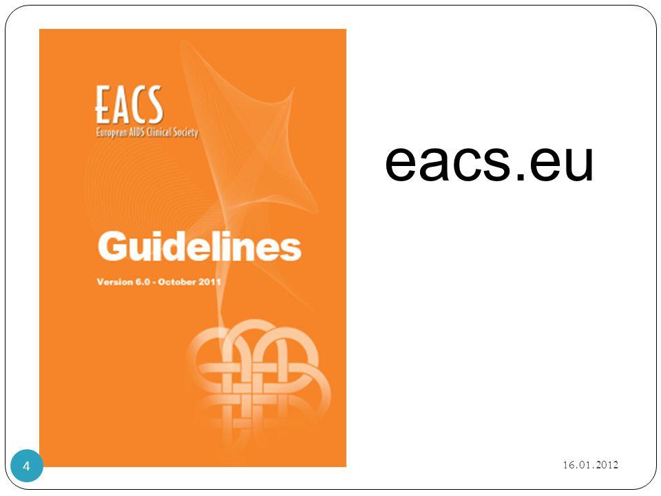eacs.eu 16.01.2012 4