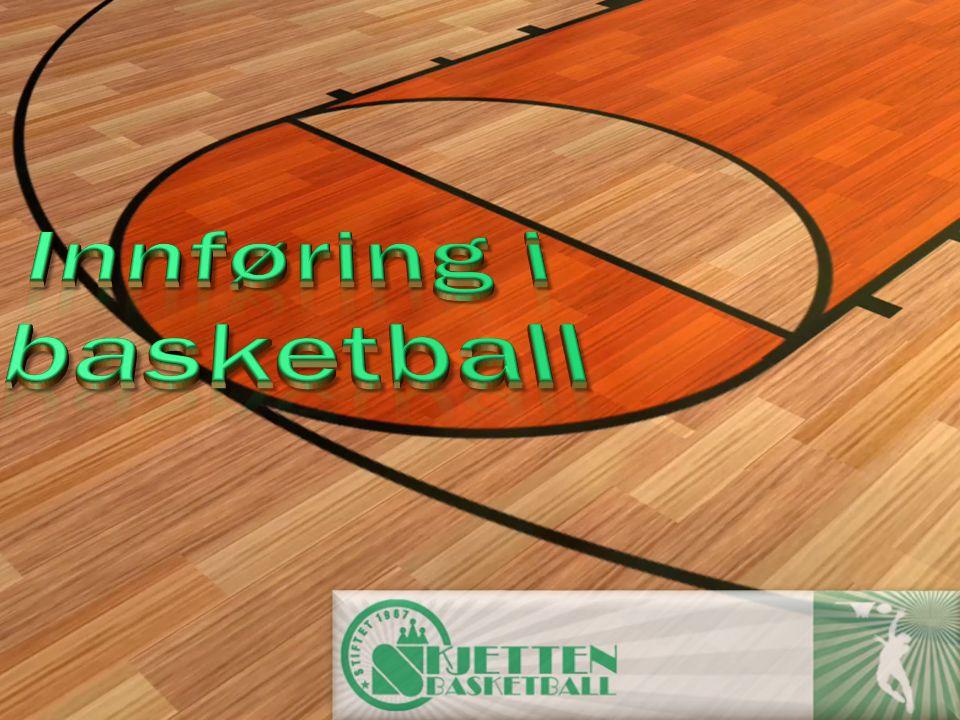 Basket et spill hvor ALLE kan finne sin plass.