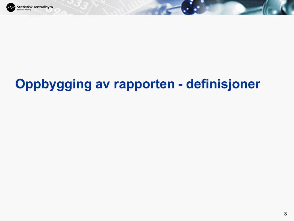 4 Kapittel 2 – en oversikt Kilde: Befolkningsstatistikk, Statistisk sentralbyrå Innvandrere og norskfødte med innvandrerforeldre etter landbakgrunn.