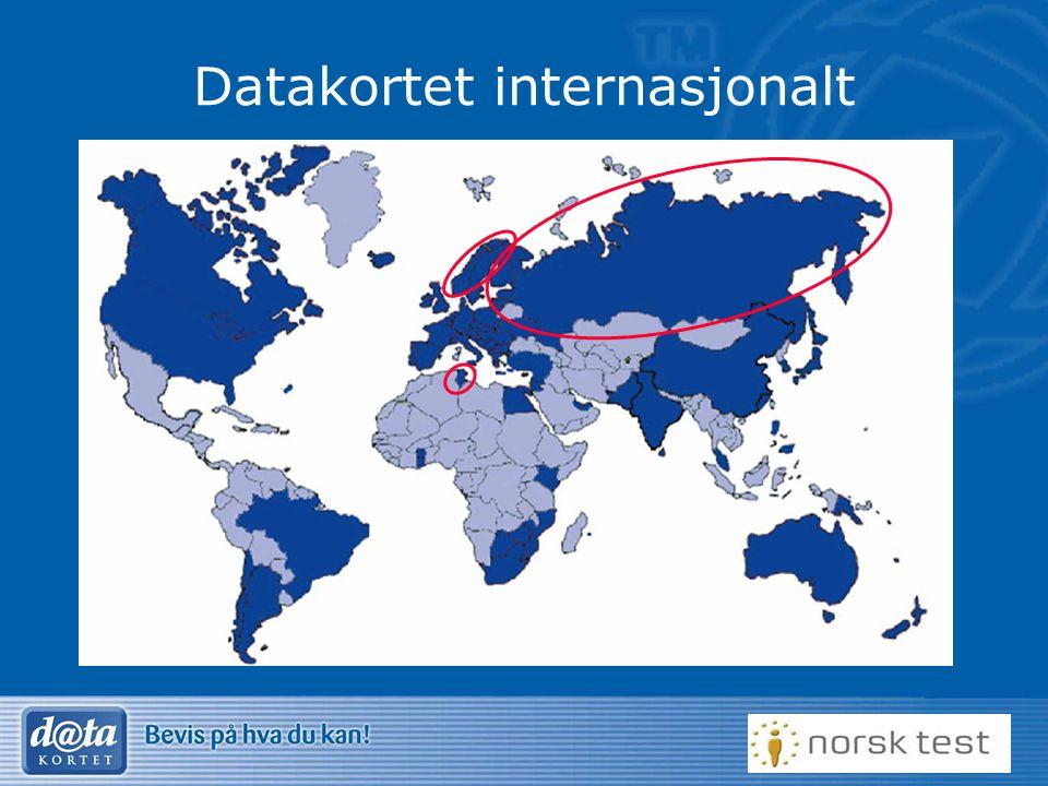 20 Innhold •Bakgrunn •Datakortet •Norsk Test •Metodikk •Referanseprosjekt / erfaringer •Spørsmål