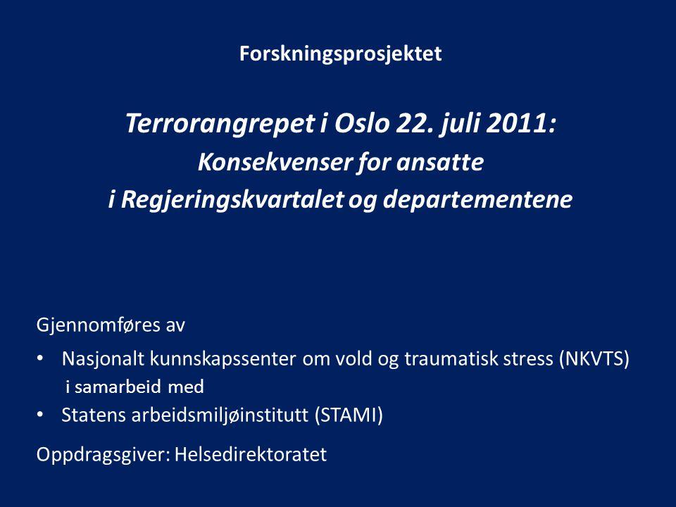 Trond Heir Marianne Lars Weiseth Hilde Pape Stein Knardahl Morten Prosjektleder B.