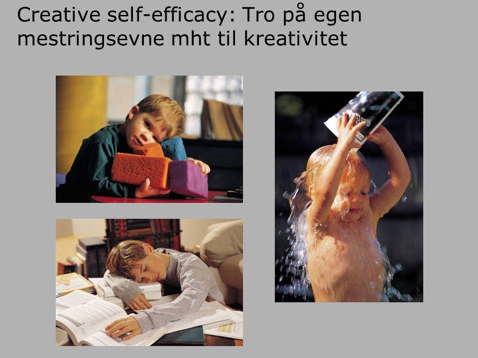 DEN KREATIVE PERSON KVADRANT TENKNING Ned Hermann Deler kognitiv stil inn i fire hovedkategorier: AAnalytisk BSystematisk CInter-personlig DFantasirik