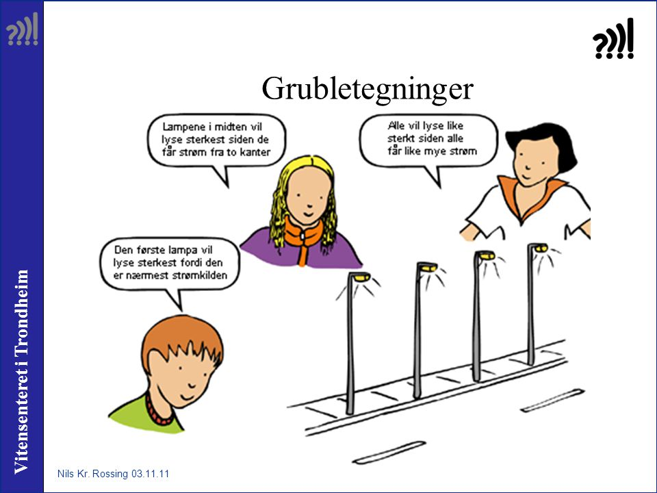 Vitensenteret i Trondheim Grubletegninger Nils Kr. Rossing 03.11.11