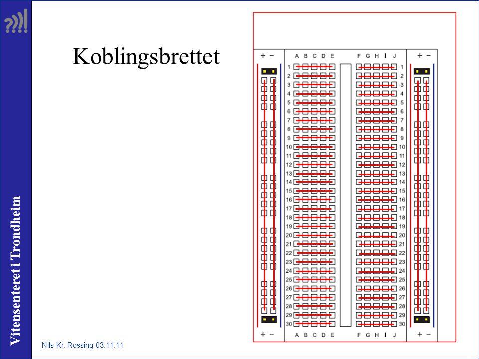 Vitensenteret i Trondheim Koblingsbrettet Nils Kr. Rossing 03.11.11