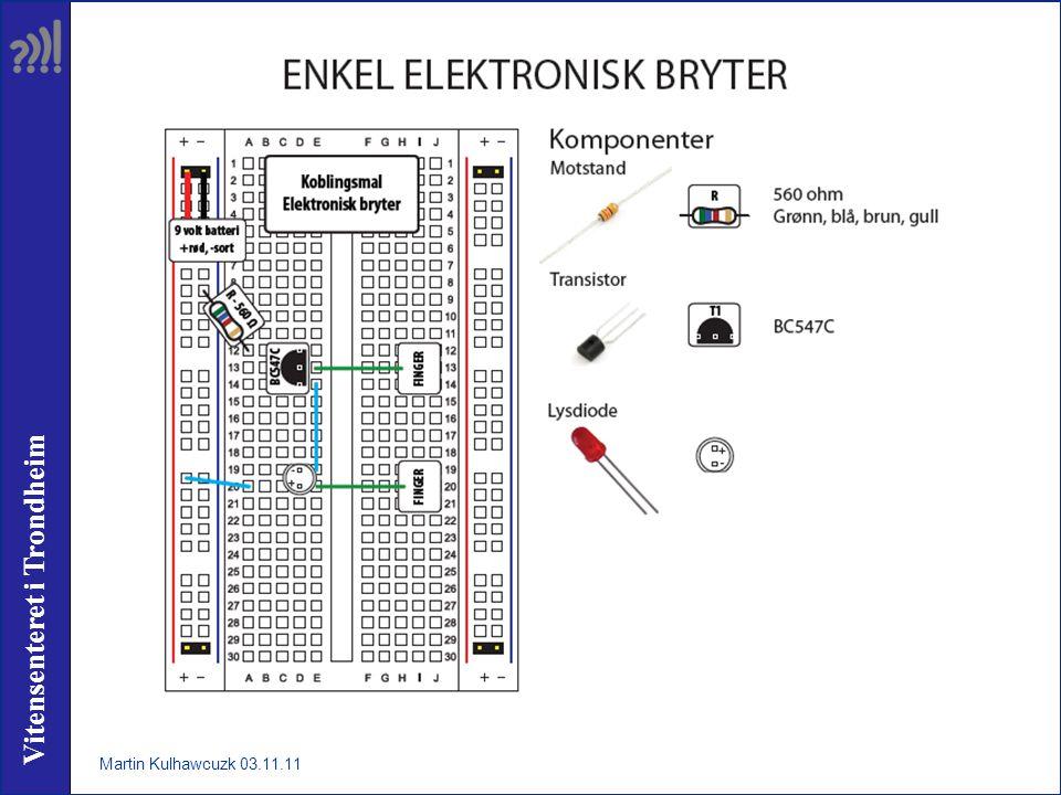 Vitensenteret i Trondheim Martin Kulhawcuzk 03.11.11