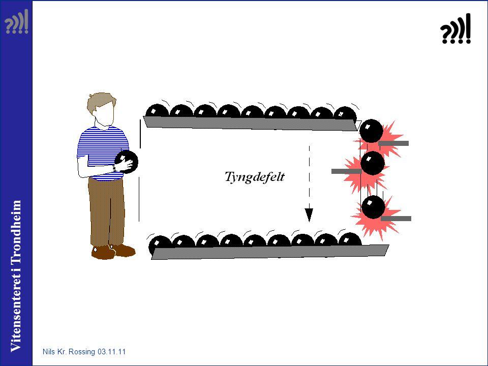 Vitensenteret i Trondheim Nils Kr. Rossing 03.11.11
