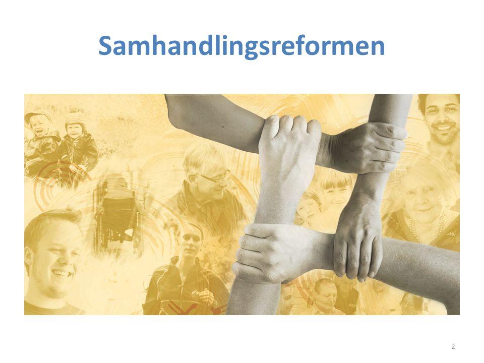 Samhandlingsreformen 2