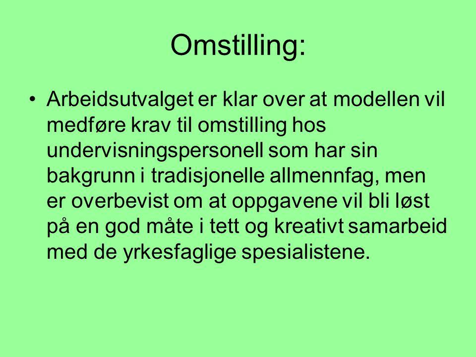 Læringsutbytte: •M1 Yrkesrettede realfagsemner.