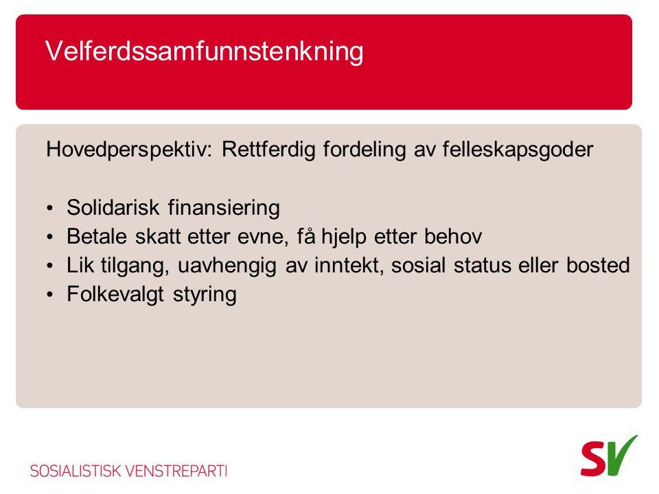 Press på brukertid • Mål Nordstrand-prosjektet: 65 % direkte brukertid.