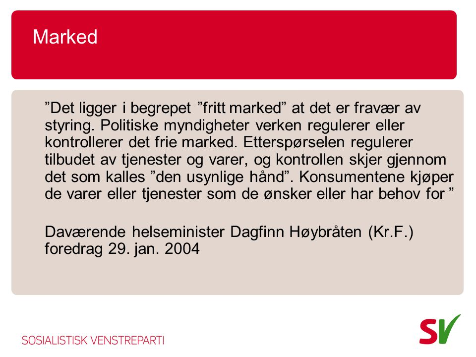 Oppsummert: • Oslo har god sykehjemsdekning, men dårlig hjemmesykepleiedekning • Oslo mangler mellomnivået • Men bydelene har ikke råd til å bruke sykehjemsplassene: bydelene betaler i 2009 kr.