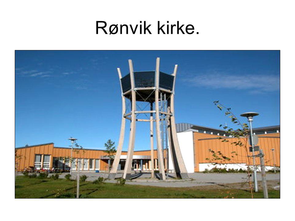Rønvik kirke.