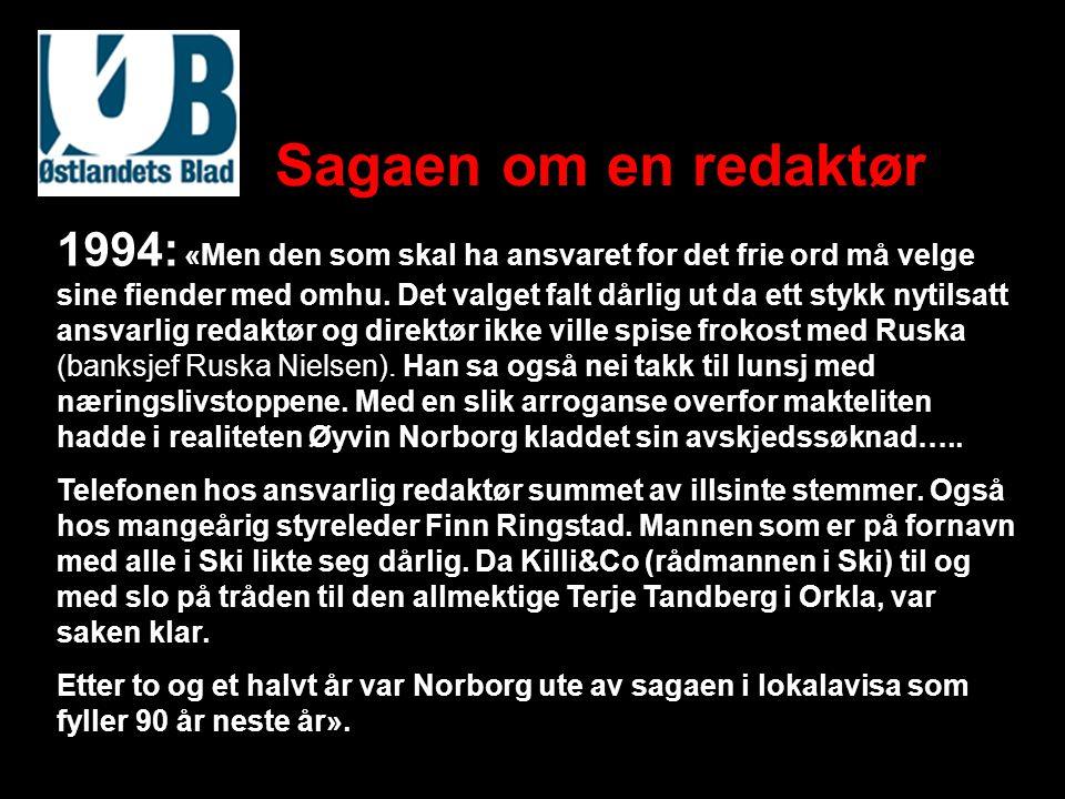 Østfoldposten A/S Ansv.
