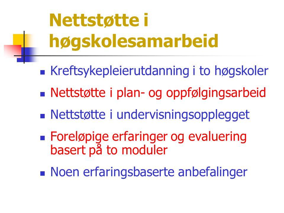 To høgskoler – flere studiesteder  HiÅ tilbud i skolen  HiNT tilbyr desentral utdanning  Studie ved Meråker videregående skole  Undervisning gis fra  Meråker  Ålesund  HiNT - Levanger
