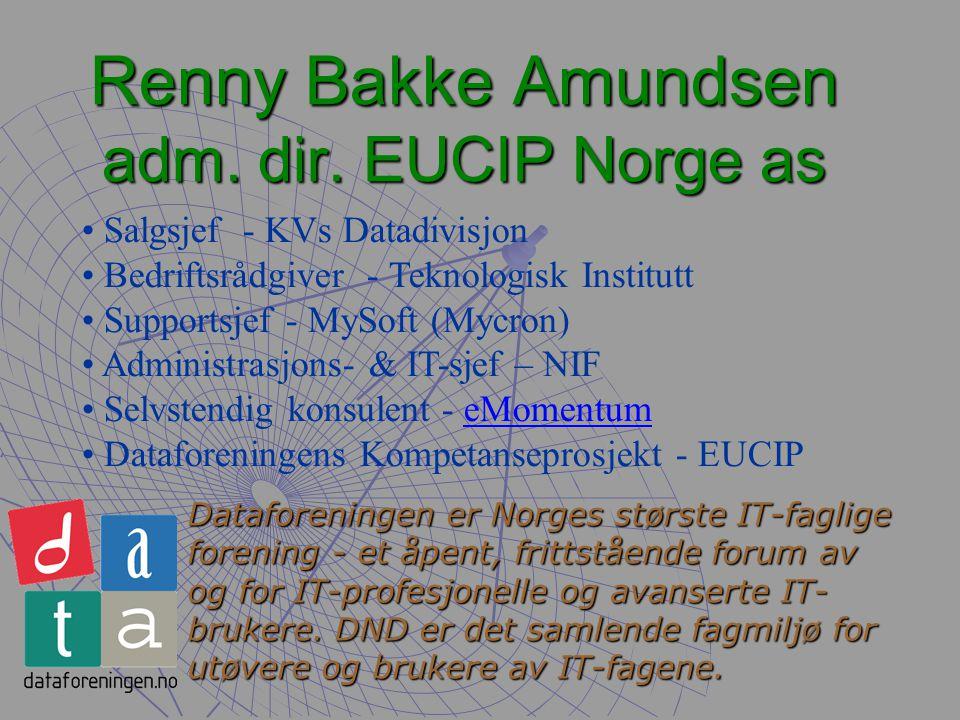 Renny Bakke Amundsen adm. dir.