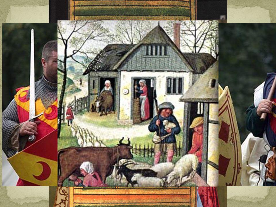  Landsbyleker (mob football) var populært  En ekstremt voldelig form for fotball, med lokale regler  Vanlig fotball dukker opp rundt 1300  I 1363 blir fotball forbudt av Edward III – Bønder skal istedet øve på bueskyting  Skytekonkurranser var også populære  Adelen, derimot, spilte tennis  Noe helt spesiellt var turneringer, med forskjellige kampsporter for riddere og adelsmenn