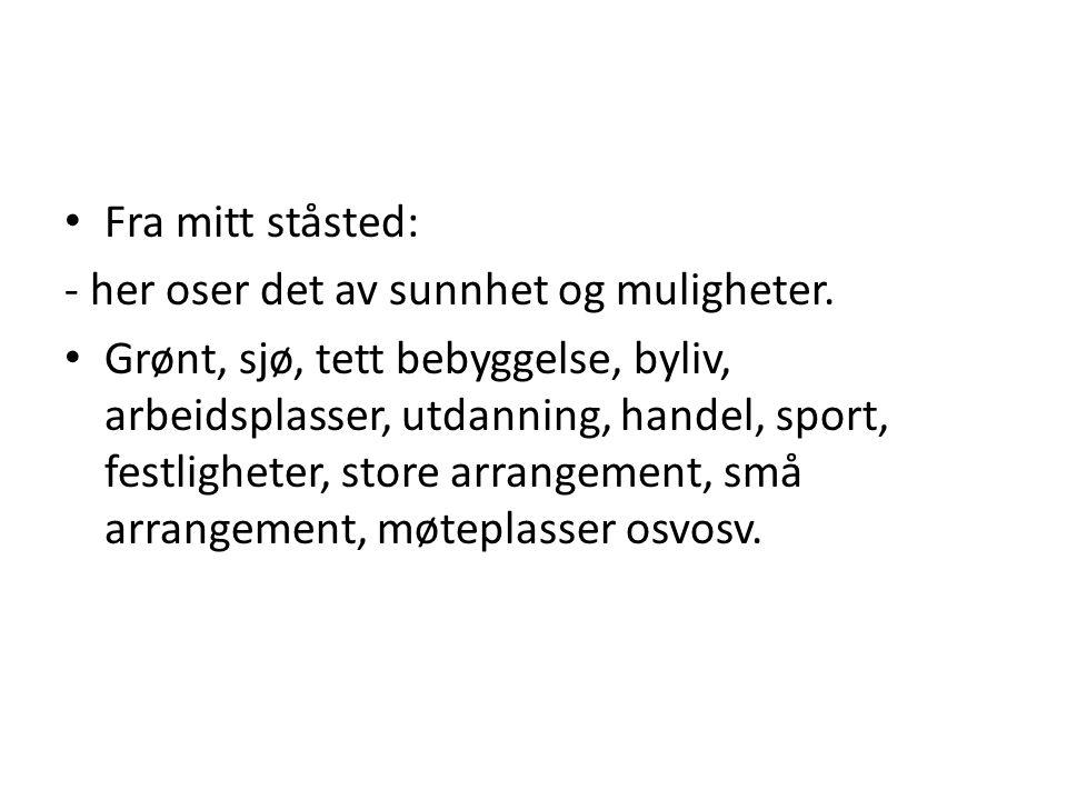 Status • Sandnes holder stand, 2011 + 2,7% • Stavanger 1,7%.