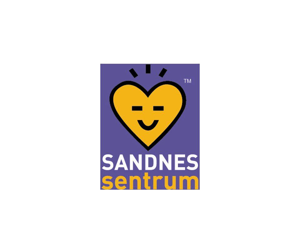 • Vår gamle logo, vi jobber med ny, men smilet er viktig.