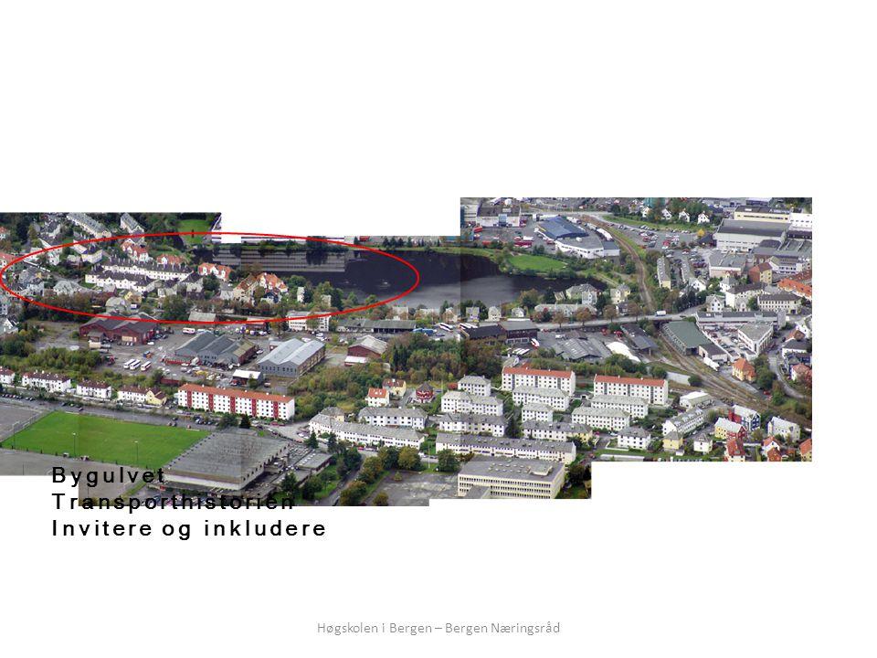 Høgskolen i Bergen – Bergen Næringsråd Bygulvet Transporthistorien Invitere og inkludere